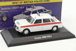 "Austin 1800 MK II 1968-1972 ""Cheshire Police"" RHD weiss"