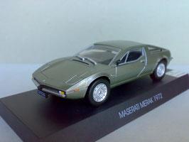 Maserati Merak 1973-1982 grau met.
