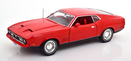 """Ford Mustang Mach 1 1971 rot / schwarz """"James Bond 007 Diamonds Are Forever 1971"""""""