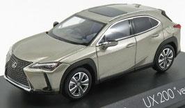 Lexus UX 200 L seit 2019 Sonictitanium met.