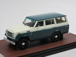 Toyota Land Cruiser FJ55 1967-1980 dunkelgrün / weiss