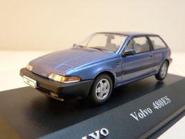 Volvo 480 ES 1986-1989 dunkelblau met.