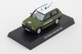 Fiat Panda 1000 Fire 1986 Carabinieri