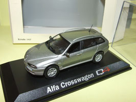 Alfa Romeo 156 Crosswagon Q4 2004-2007 silber met.