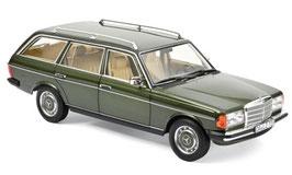 Mercedes-Benz 200 T S123 Phase III 1982-1986 dunkelgrün met.