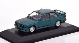 BMW M3 E30 1986-1990 dunkelgrün met.