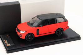 Range Rover IV L405 seit 2013 matt-rot / schwarz