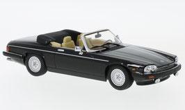 Jaguar XJ-S V12 Convertible 1988-1991 schwarz