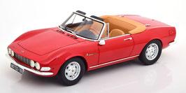 Fiat Dino Spyder 1966-1972 rot