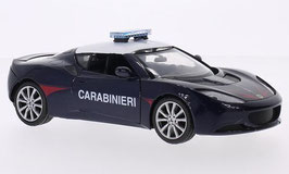 "Lotus Evora S 2011-2015 ""Carabinieri"" dunkelblau / weiss"