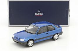 Peugeot 309 GTI Phase II 1989-1993 dunkelblau met.