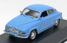 SAAB 96 1962-1969 hellblau