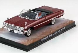 Chevrolet Impala Convertible 1964 dunkelrot James Bond Edition 007
