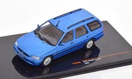 Ford Escort MK VII Turnier 1995-2000 hellblau met.