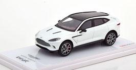Aston Martin DBX seit 2020 weiss met. / schwarz
