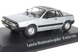 Lancia Montecarlo Phase II 1980-1981 silber met.