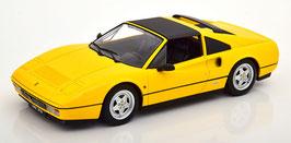 Ferrari 328 GTS 1985-1989 gelb / Targa Dach schwarz abnehmbar