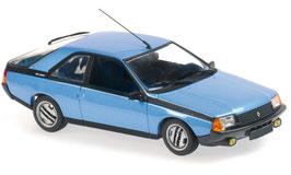 Renault Fuego GTX 2 litre Phase I 1980-1984 hellblau met.