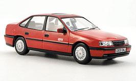 Vauxhall Cavalier/  Opel Vectra A SRi 1989-1992 RHD rot