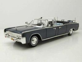 Lincoln X-100 Presidential Car Kennedy 1961 blau met.