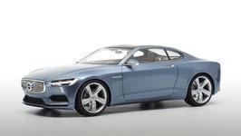 Volvo Concept Coupé 2013 IAA Frankfurt hellblau met.