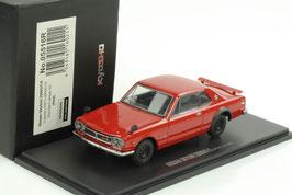 Nissan Skyline 2000 GT-R KPGC-10 1970-1971 RHD rot