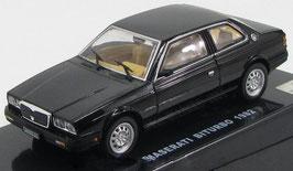 Maserati Biturbo Coupé 1981-1984 schwarz