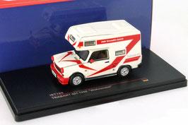 "Trabant 601 Wohnmobil 1980 weiss / rot ""Linder Reisemobile-chemnitz"""