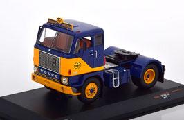 """Volvo F88 LKW Zugmaschine 1965-1973 """"ASG dunkelblau / gelb"""""""