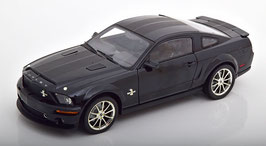 Ford Mustang Shelby GT500 KR 2008 schwarz