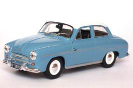 FSO Syrena 102 1962-1963 blau / weiss