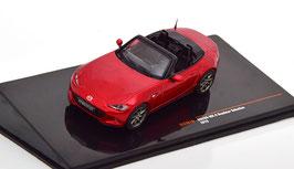 Mazda MX-5 ND Roadster Selection Phase I 2015-2020 dunkelrot met.