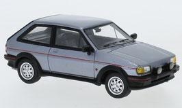 Ford Fiesta MK II XR2 1984-1989 grau met./ schwarz/ rot