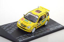 Suzuki Ignis S1600 #37 Rallye Monte Carlo 2005 A. Scorcioni / S Stefanelli