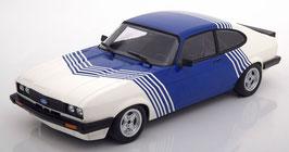 Ford Capri III 3.0 1978 weiss / dunkelblau