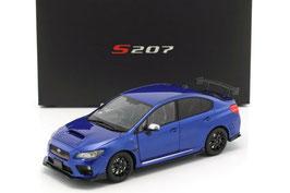 Subaru WRX STi S207 NBR Challenge Package 2015 dunkelblau met.