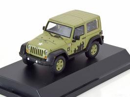 Jeep Wrangler 2012 U.S. Army hellgrün / Hardtop abnehmbar!