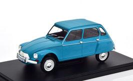 Citroën Dyane 6 1968-1983 blau / weiss