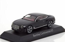 Bentley Continental GT seit 2018 schwarz