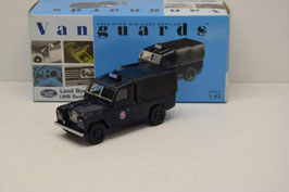 """Land Rover Series II LWB Pick Up / Plane 1958-1971 """"Kent Constabulary Police"""""""