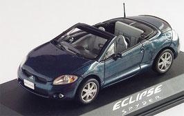 Mitsubishi Eclipse IV Spyder Phase I 2005-2008 dunkelblau met.