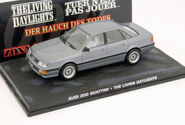"Audi 200 Turbo Quattro 1983-1988 grau met. ""James Bond 007 Edition"""