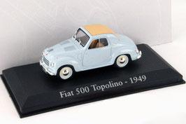 Fiat 500 C Topolino 1949-1955 hellblau / beige