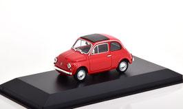 Fiat 500 L 1965-1975 rot / schwarz