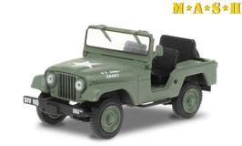 "Jeep Willlys M38 A1 1952 ""TV-Serie MASH 1972-1983 oliv"""