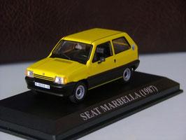 Seat Marbella 1985-1998 gelb