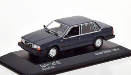 Volvo 740 Limousine Phase I 1984-1989 Midnight blau