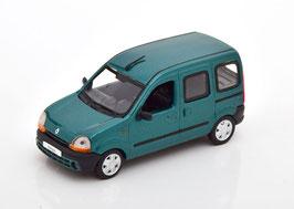 Renault Kangoo I Phase I 1997-2003 dunkelgrün met. / schwarz
