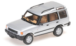 Land Rover Discovery I 1989-1998 LHD silber met.