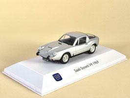 Saab Sonett II V4 1966-1970 silber met.